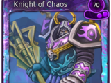 Knight of Chaos