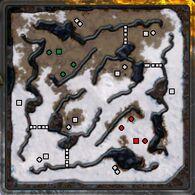 Wazhai Map