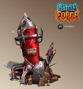 Rendfire rocket Tower medium