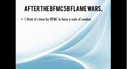 BFMC flame
