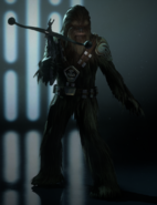 SWBFII Wookiee Warrior main