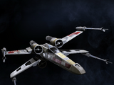 Luke Skywalker's T-65B X-Wing