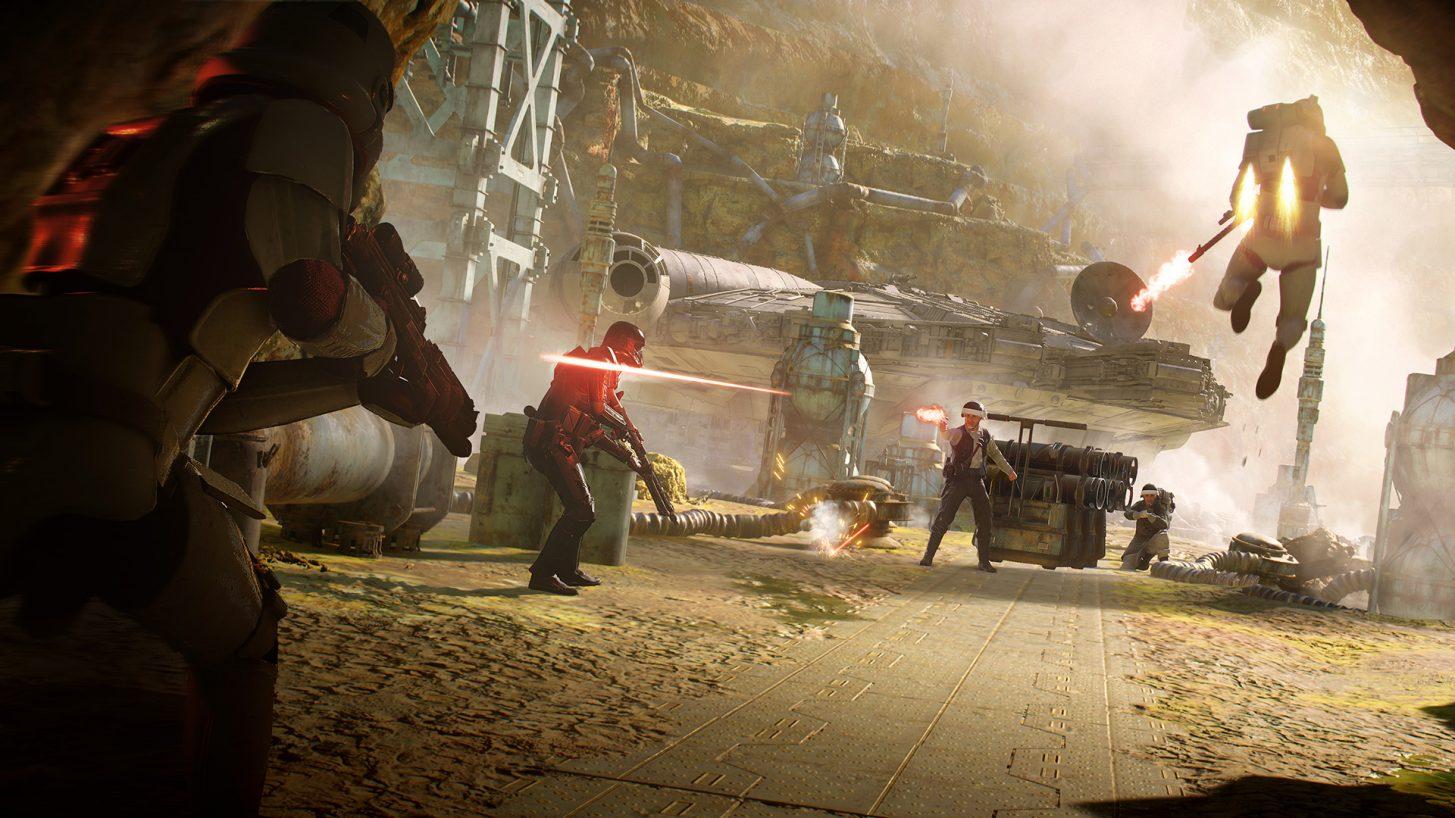 Image - Kessel Extraction.jpg   Star Wars Battlefront Wiki   FANDOM ...
