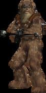 Wookiee Smuggler