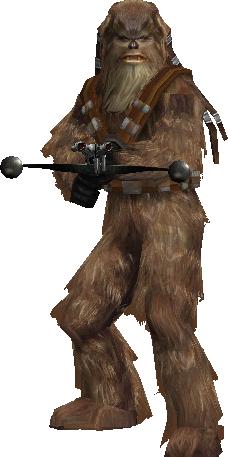 Wookie Warior