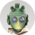 Rodian Head Icon