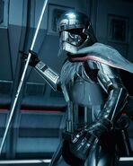 Captain Phasma Staff Starkiller Base