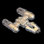 SWBFII Rebel Y-Wing Icon