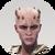 Zabrak Head Icon