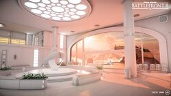 Bespin Administrators Palace Battlefront II