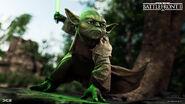 Star Wars Battlefront II - Yoda (5) (Sanna Nivhede)