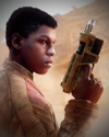 SWBFII DICE Boost Card Finn - Never Going Back large