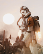 SWBF2 rocket trooper