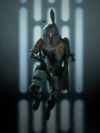 SWBFII Boba Fett Victory Pose - Legendary Bounty Hunter