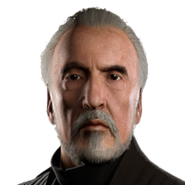 SWBFII Count Dooku Icon