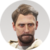Human 10 - Anton - Long Top Beard Icon