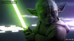 Yoda Official Battlefront II