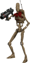 Assault Droid