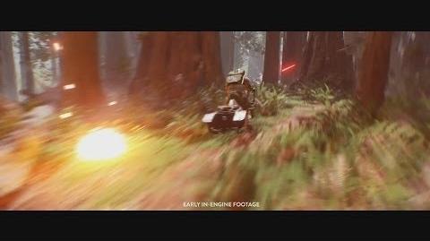 Star Wars Battlefront E3 Trailer & Alpha Footage!