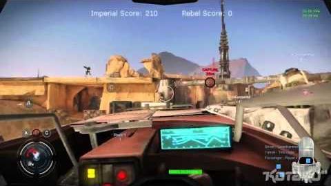 Star Wars Battlefront 3 Leaked Footage