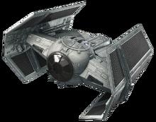 Vader TIEAdvanced SWB