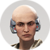 Cybernetic Female Head Icon
