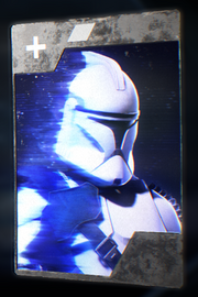 SWBFII DICE Boost Card - Defender