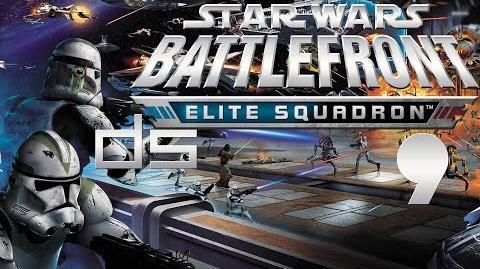 Star Wars Battlefront Elite Squadron 9 - Endor DS Walkthrough