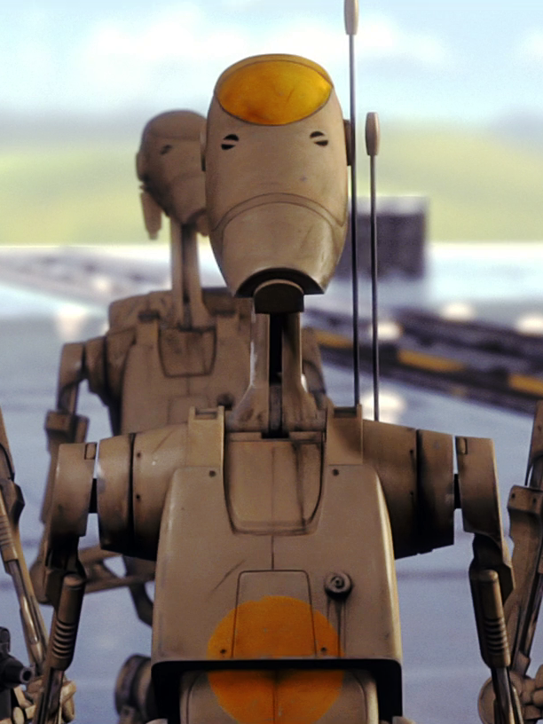 Battle Droid Commander   Star Wars Battlefront Wiki   FANDOM