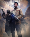 SWBFII DICE Boost Card Finn - Beacon Of Hope large