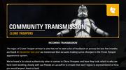 Community-transmission