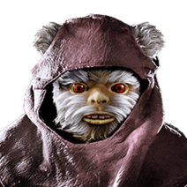Portrait Ewok