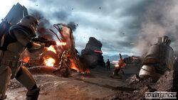 Star Wars Battlefront - Sullust 3
