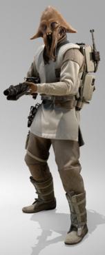 Quarren Gunner