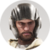 Human 2 - Roger - Helmet Beard Icon