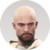 Human 2 - Roger - Bald Beard Icon