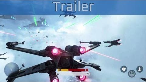 Star Wars Battlefront - Fighter Squadron Teaser HD