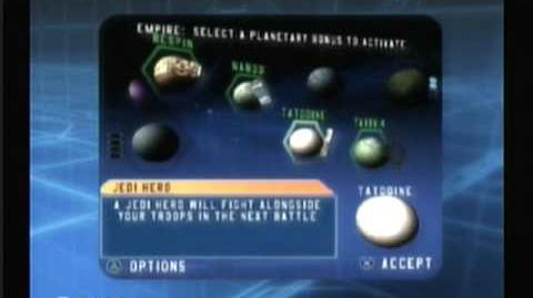 Star Wars Battlefront Tutorials- Galactic Conquest