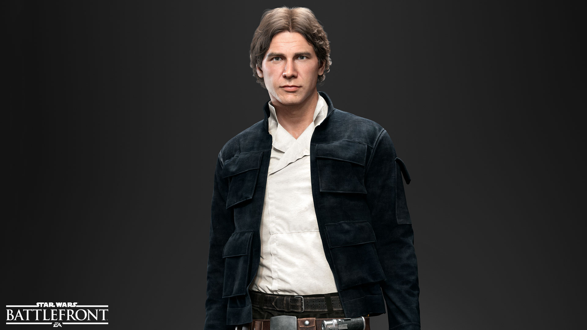 Image result for star wars battlefront 2 han solo