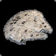 SWBFII Han's Falcon Icon