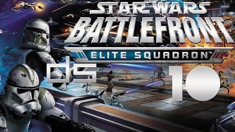 Star Wars Battlefront Elite Squadron 10 - Dathomir DS Walkthrough