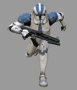 501st legion clone trooper