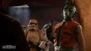 Greedo (Trailer screenshot)