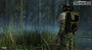 Endor Rebel soldier (Male) -2