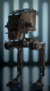 SWBFII Scavenged AT-ST