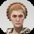 Human 7 - Ingrid - Braided Red Icon