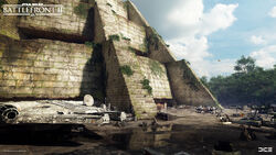 Yavin 4 The Great Temple - Andrew Hamilton (1)