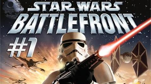 Star Wars- Battlefront - The Battle of Naboo
