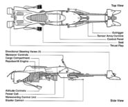 Speeder Bike Schematics