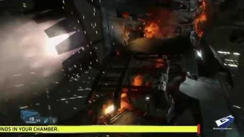 Star Wars 1313 - E3 2012 Falling a Thousand Levels